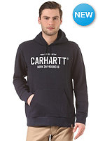 CARHARTT Soon Hooded Sweat duke blue/white