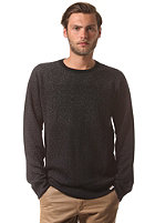 CARHARTT Stanton Knit Sweat black/dark grey heather