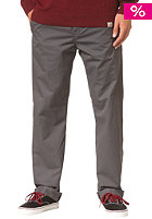 CARHARTT Station Pant durango cot/poly twill 7,5oz blacksmith rinsed