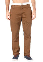 CARHARTT  Station Pant Durango Twill pecan rinsed
