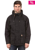 CARHARTT Terry Jacket Soft Twill black
