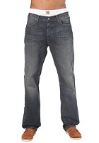 CARHARTT Texas Denim Pant blue torn washed