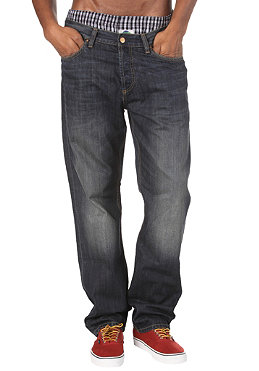 CARHARTT Texas Pant Landers Denim blue basic washed