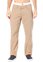 CARHARTT Texas Pant leather stone washed
