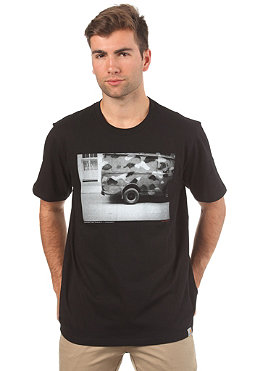 CARHARTT Transporter S/S T-Shirt black/multicolor