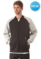 CARHARTT Two Tone Car-Lux Bomber Jacket black/grey heather