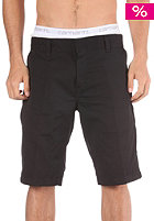 CARHARTT Unit Bermuda Shorts Cortez black rinsed