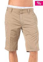CARHARTT Unit Bermuda Shorts Cortez Leather rinsed