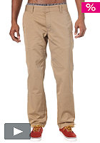 CARHARTT Unit Pant Cortez leather rinsed