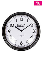CARHARTT Wall clock white/ black