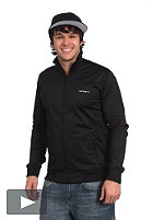 CARHARTT Warm Up Jacket black/white