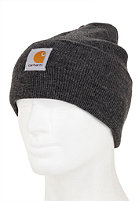 CARHARTT Watch Beanie coal heather