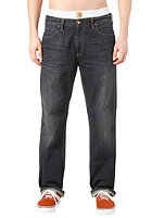 CARHARTT  Western Pant Carmel Denim blue basic washed