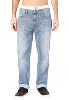CARHARTT  Western Pant Carmel Denim blue pier washed