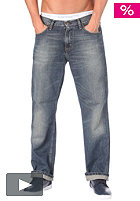 CARHARTT Western Pant Cotton blue coast washed