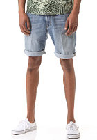 CARHARTT Western Short II blue pier washed