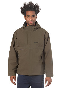 CARHARTT Windbreaker Pullover phantom/black