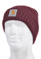 CARHARTT WIP Anglistic cranberry heather