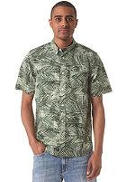 CARHARTT WIP Cayman S/S Shirt planet palm print, rinsed