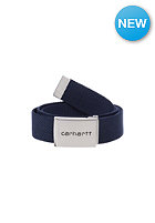 CARHARTT WIP Clip Chrome dark navy