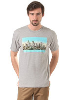 CARHARTT WIP Detroit Skyline grey heather/multicolor