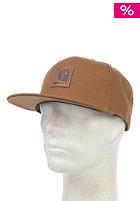 CARHARTT WIP Logo Starter hamilton brown