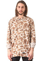 CARHARTT WIP Mission L/S camo terra stone washed