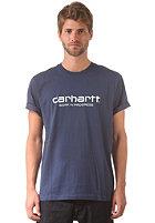 CARHARTT Wip Script S/S T-Shirt jupiter/white