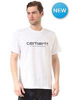 CARHARTT Wip Script S/S T-Shirt white/black