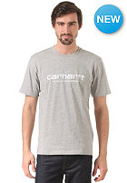 CARHARTT WIP Wip Script grey heather/white