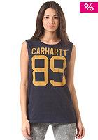 CARHARTT WIP Womens Janet A duke blue/gold