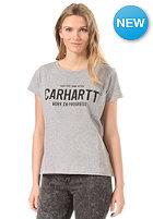 CARHARTT WIP Womens Juliette grey heather/black