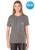 CARHARTT WIP Womens X' Pocket dark grey heather