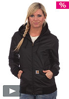 CARHARTT Womens Active Jacket Dull  black