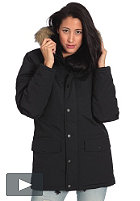 CARHARTT Womens Anchorage Parka black/broken white 
