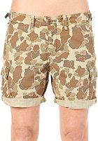 CARHARTT Womens Aviation Cargo Short camou outdoor