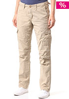 CARHARTT Womens Aviation Pant Columbia Ripstop horn stone washed