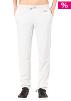 CARHARTT Womens Ballad Pant Cotton light grey heather/prawn