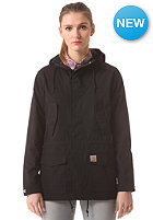 CARHARTT Womens Battle Parka black rigid