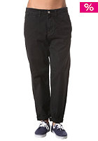 CARHARTT Womens Boulevard Pant black light mill washed