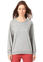 CARHARTT Womens Boyd Tee Sweat grey heather