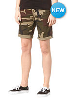 CARHARTT Womens Cane Bermuda Short camo morass