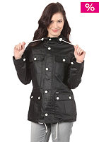 CARHARTT Womens Canny Jacket Cotton Dull black/flame