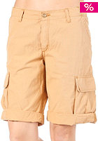 CARHARTT Womens   Cargo Bermuda Short Columbia Ripstop marble