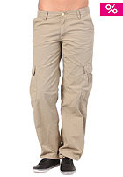 CARHARTT Womens Cargo Pant Columbia Ripstop horn stone washed