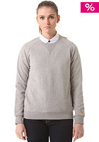 CARHARTT Womens Chase Sweat grey heather