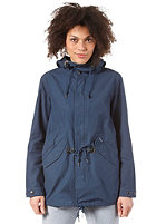 CARHARTT Womens   Clash Parka Cotton Twill Phantom federal