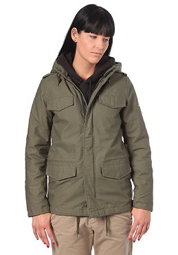 CARHARTT Womens Coat Jacket twill leaf