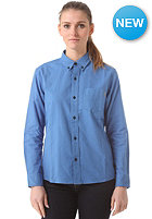 CARHARTT Womens Colter L/S Shirt regatta rinsed