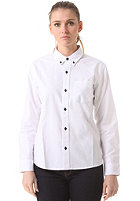 CARHARTT Womens Colter L/S Shirt white rinsed